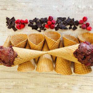 Receta de cucurucho para helado
